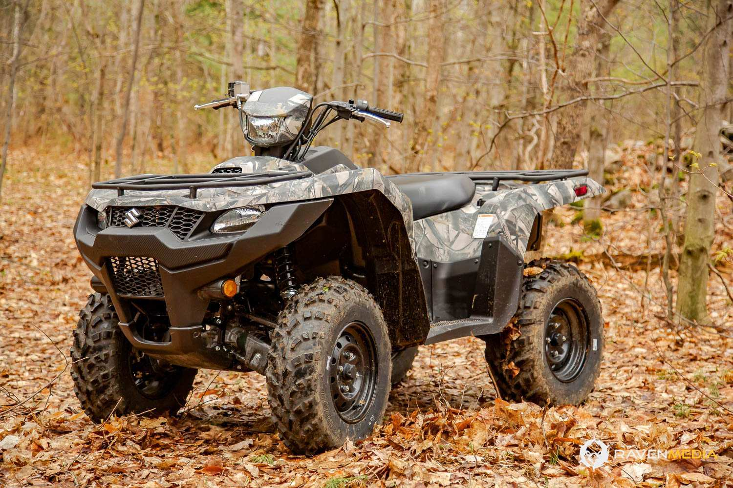 13 All New 2019 Suzuki King Quad Release