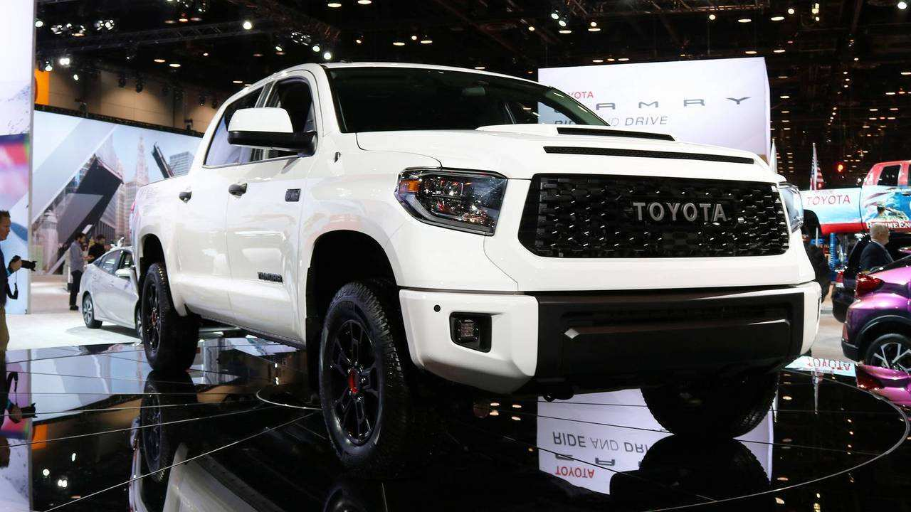 13 All New 2019 Toyota Tundra Truck Pictures
