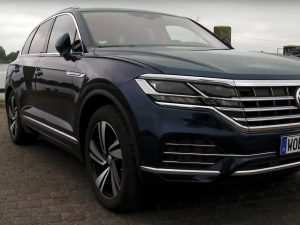 13 All New 2019 Volkswagen Touareg Specs