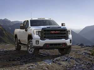 13 All New 2020 Gmc Hd Truck Engines Price Design and Review