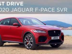13 All New 2020 Jaguar F Pace Svr Reviews