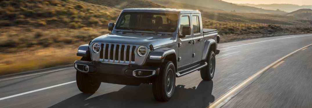 13 All New 2020 Jeep Gladiator Color Options Wallpaper