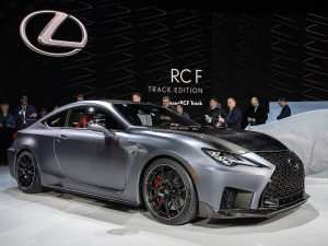 13 All New 2020 Lexus Rc F Track Edition 0 60 Specs and Review