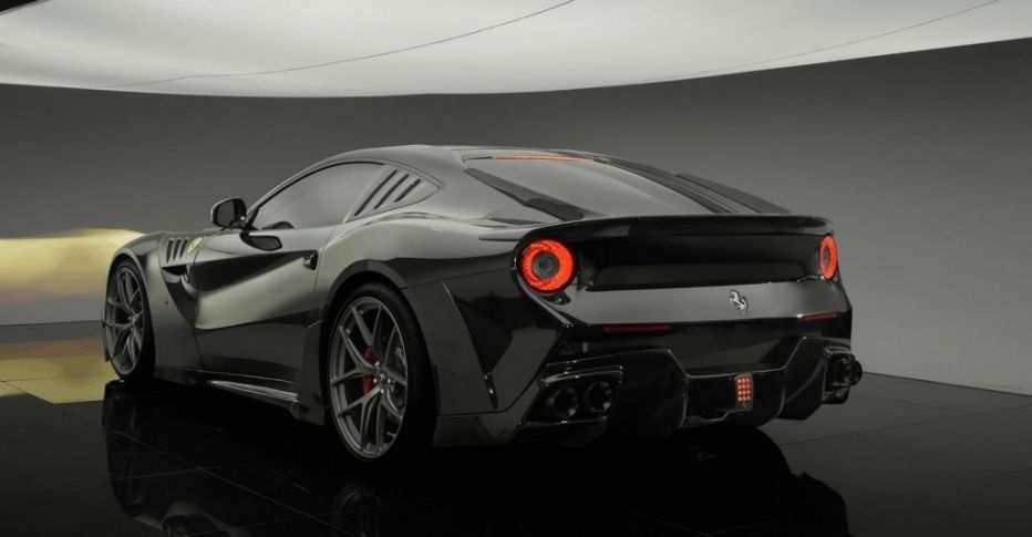 13 All New Ferrari F12 2020 Research New
