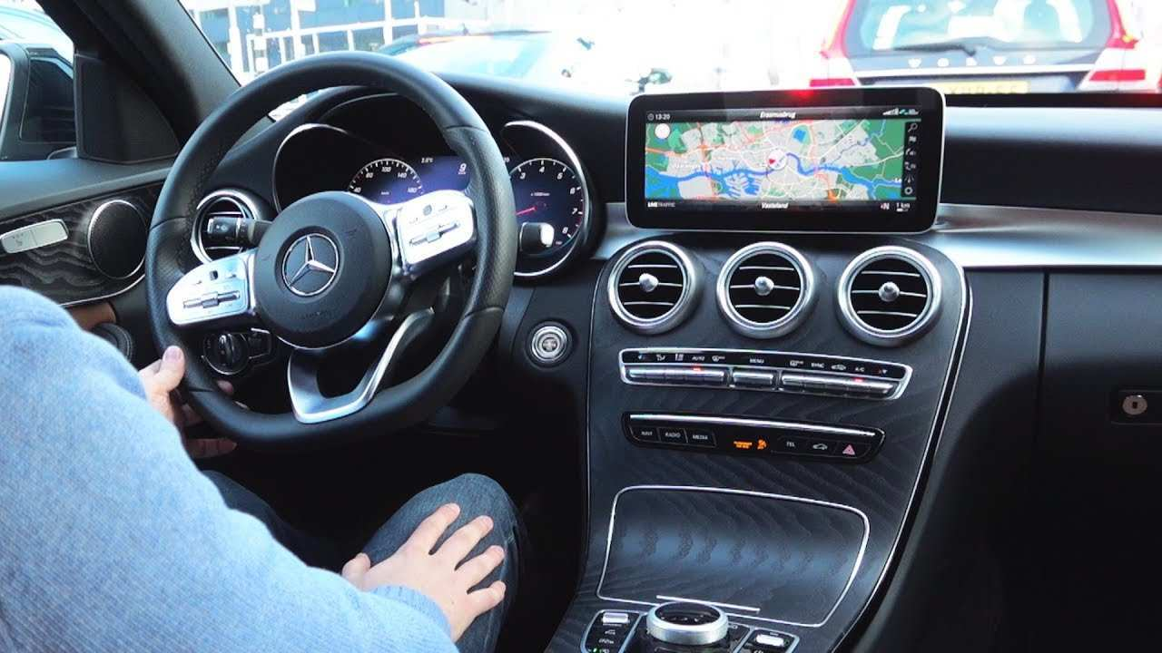 13 All New Mercedes C 2019 Interior Pictures