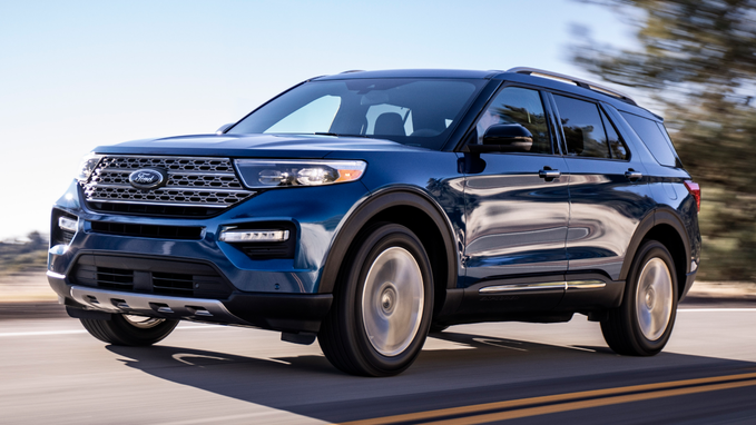 13 All New Release Date Of 2020 Ford Explorer Model