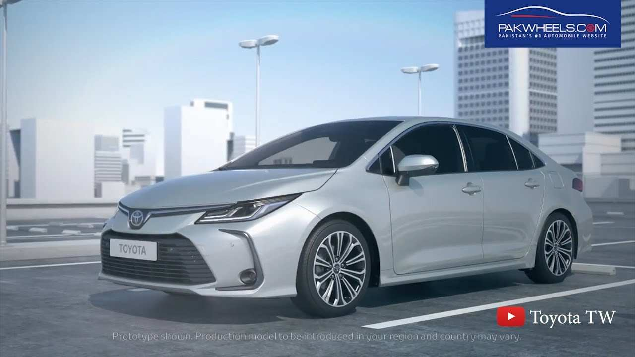 13 All New Toyota New Model 2020 In Pakistan Redesign