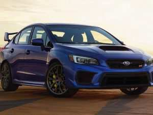 13 Best 2019 Subaru Sti Ra Redesign and Review