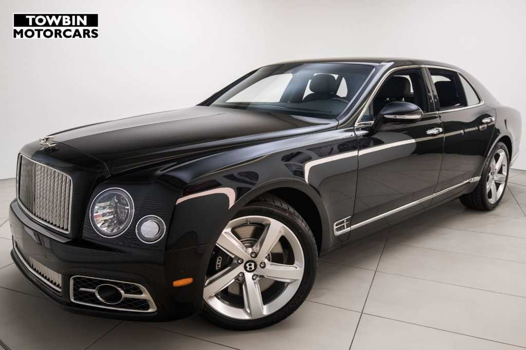13 New 2019 Bentley Mulsanne For Sale Price And Release Date