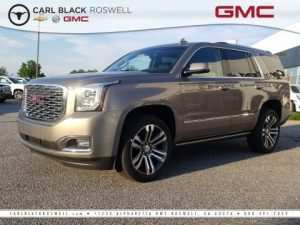 13 New 2019 Gmc Tahoe Release Date and Concept