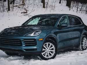 13 New 2019 Porsche Cayenne Standard Features Photos