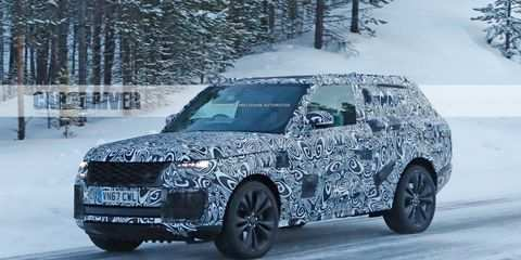 13 New 2020 Land Rover Range Rover Exterior And Interior