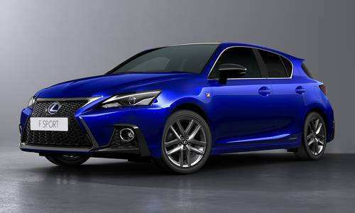 13 New Lexus Ct 2019 Price and Review