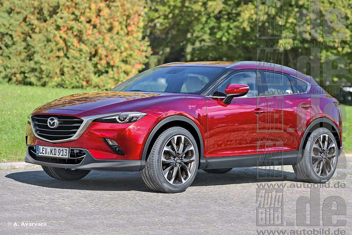 13 New Mazda Cx 5 2020 Facelift Photos