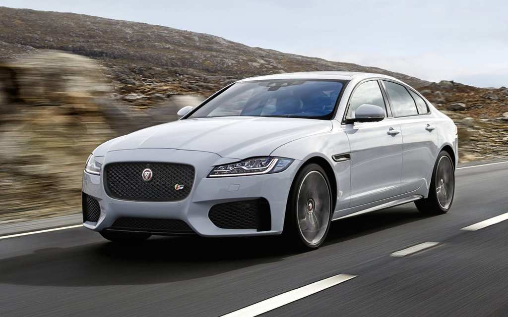 13 New New Jaguar Xf 2020 Review And Release Date