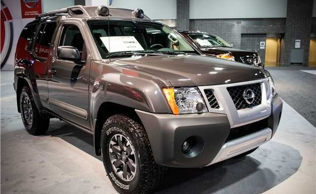 13 New Nissan Xterra 2020 Release Date Picture