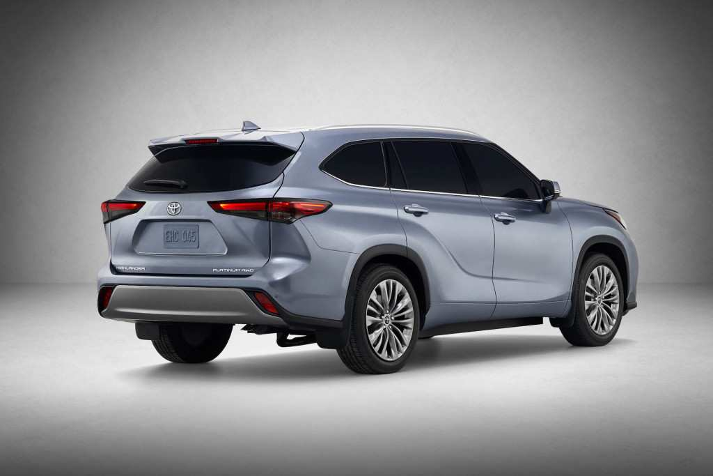 13 New Toyota Electric Suv 2020 Pictures
