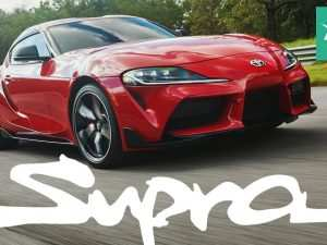 13 New Toyota Supra 2020 Engine Review and Release date