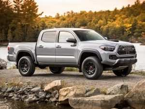 13 New Toyota Tacoma Trd Pro 2020 Redesign and Review