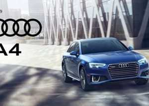 13 The 2019 Audi Dealer Order Guide Price