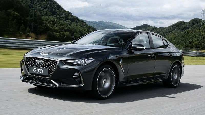 13 The 2019 Genesis V8 Redesign And Concept