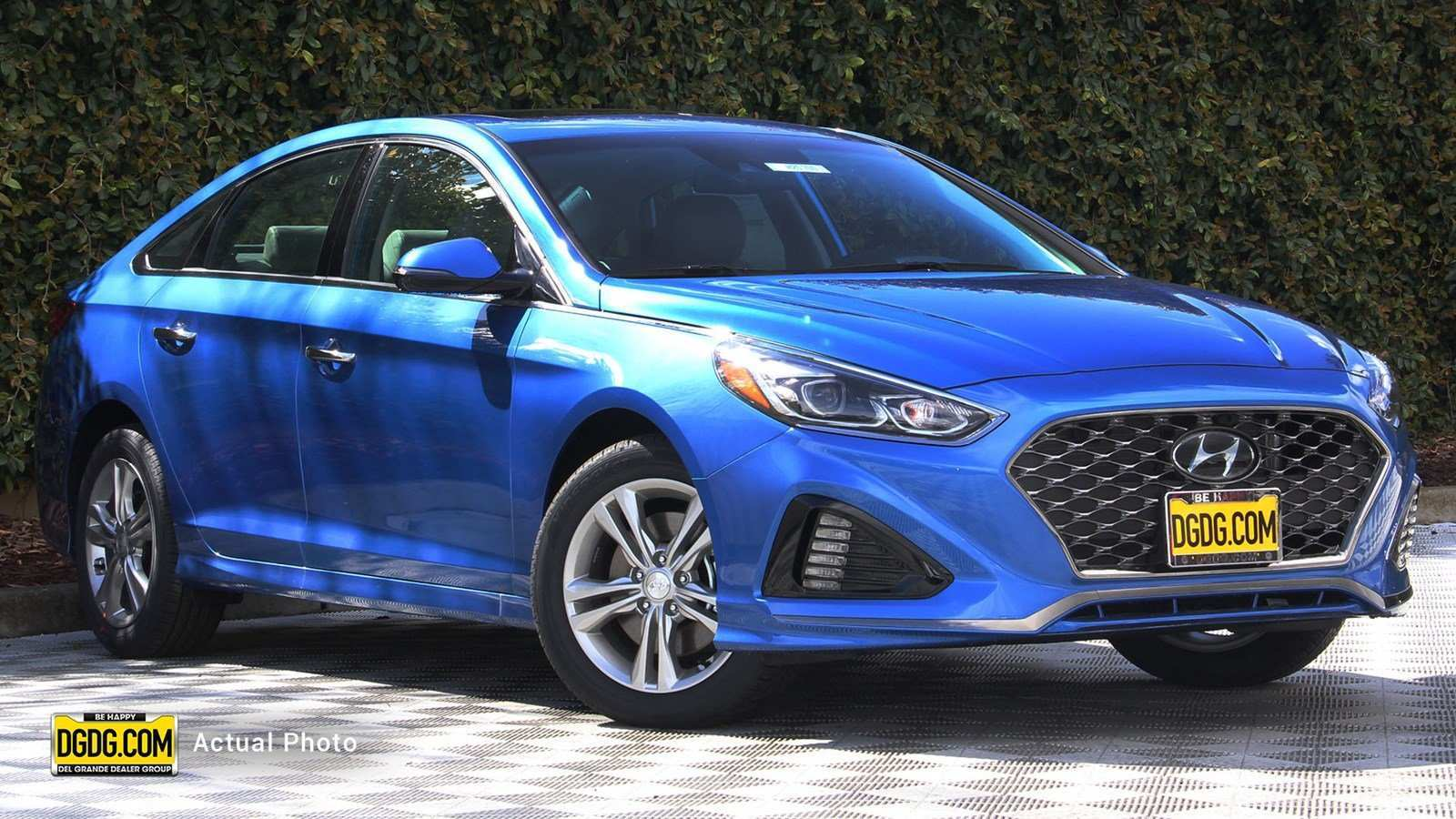13 The 2019 Hyundai Sonata Limited Concept