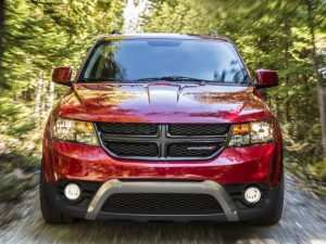 13 The 2020 Dodge Journey Crossroad Specs