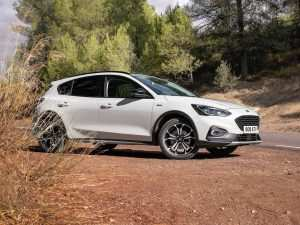 13 The 2020 Ford Focus Active Price