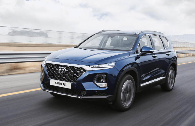 13 The 2020 Hyundai Santa Fe Xl Release Date Performance And New Engine