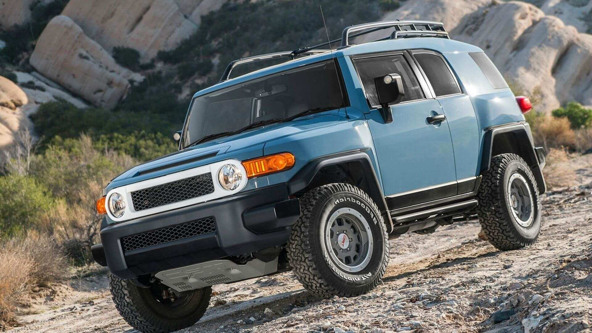 13 The 2020 Toyota Fj First Drive