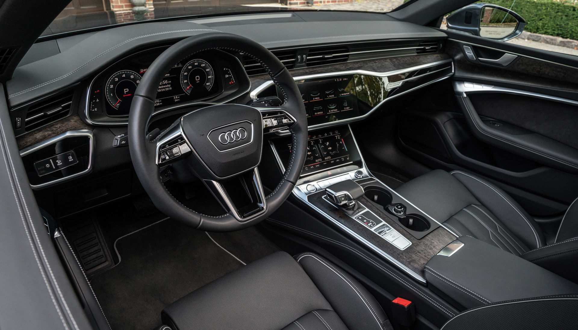 13 The Best 2019 Audi A7 Interior Performance