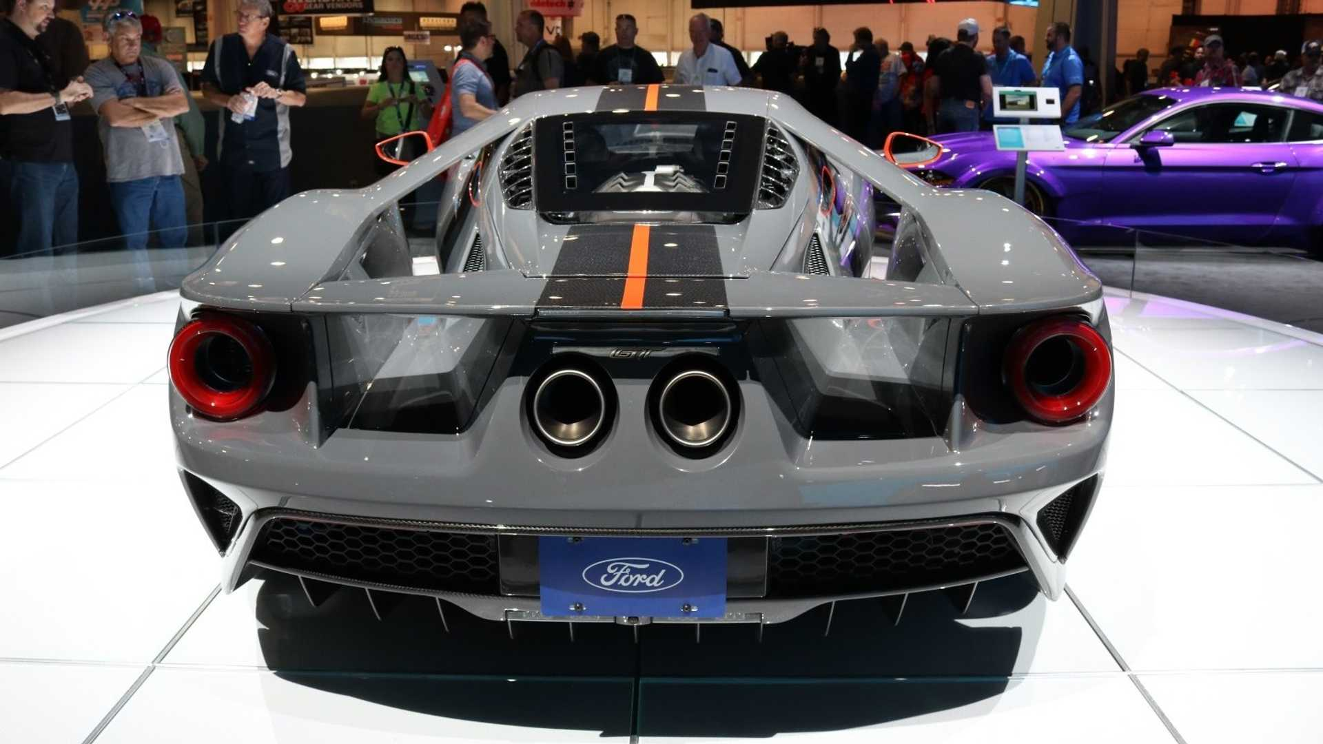 13 The Best 2019 Ford Gt Specs New Model And Performance