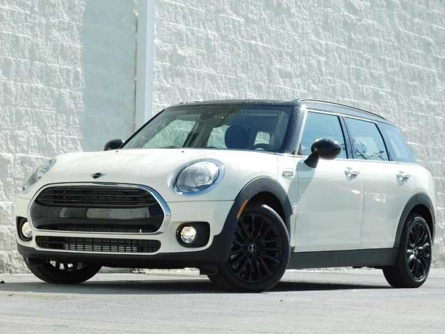 13 The Best 2019 Mini Cooper Clubman Redesign And Concept