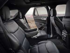 13 The Best 2020 Ford Explorer Interior Wallpaper