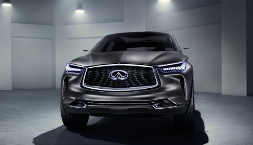 13 The Best 2020 Infiniti Qx50 Changes Redesign