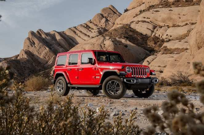 13 The Best Jeep Unlimited 2020 Spesification