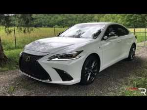 13 The Best Lexus Es 350 F Sport 2020 Redesign and Concept