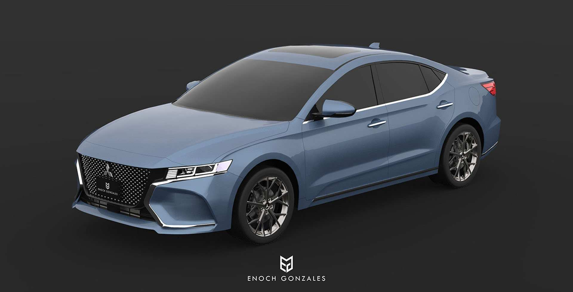 13 The Best Mitsubishi Galant 2020 Release Date and Concept