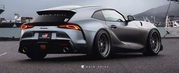 13 The Best Toyota Supra 2020 BMW Concept And Review