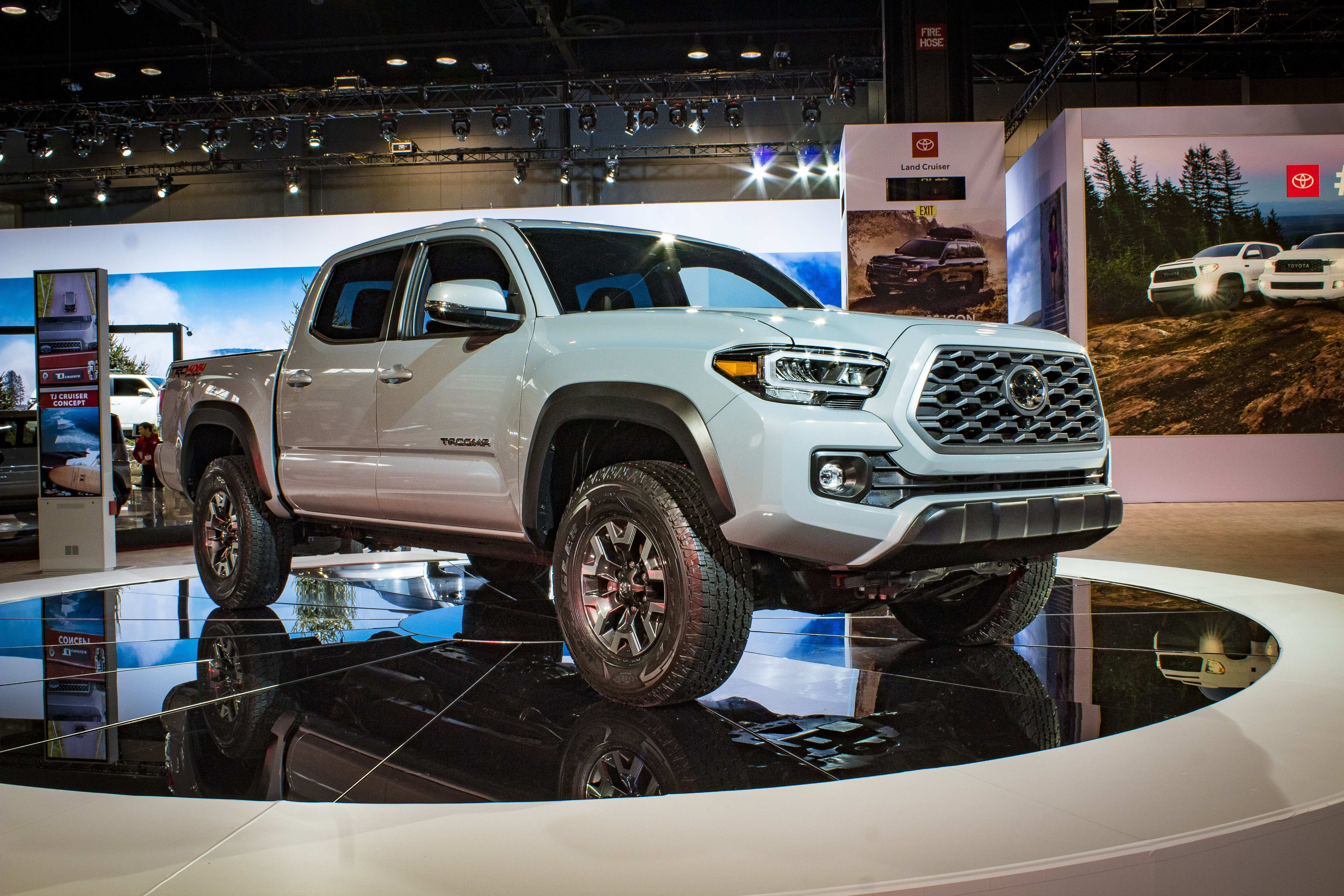 13 The Best Toyota Tacoma Trd Pro 2020 Research New