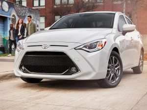13 The Best Toyota Yaris 2019 Europe Redesign and Concept