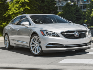 13 The Buick Lacrosse For 2020 Review and Release date