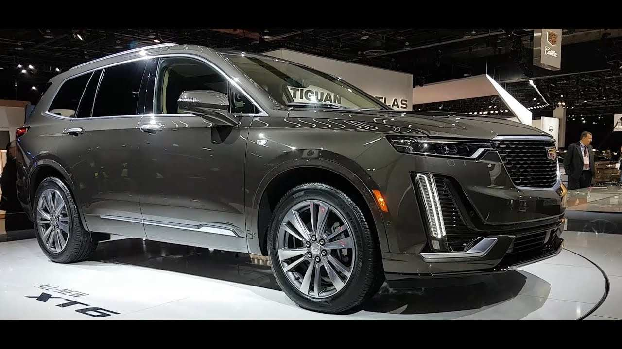 13 The Cadillac Xt6 2020 Youtube Pictures