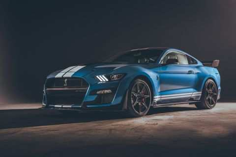 13 The Ford Debuts 2020 Shelby Gt500 History