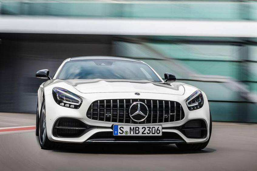 13 The Mercedes Gt 2019 Redesign And Concept