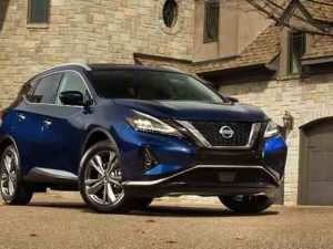 13 The Nissan Murano 2020 Model Style