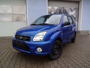 13 The Subaru Justy 2020 Model