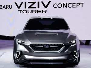 13 The Subaru Viziv Tourer 2020 Release Date