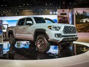 13 The Toyota Tacoma Hybrid 2020 Research New