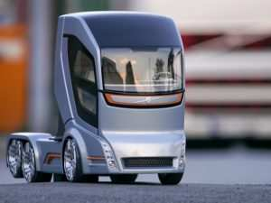 13 The Volvo Truck Concept 2020 Speed Test